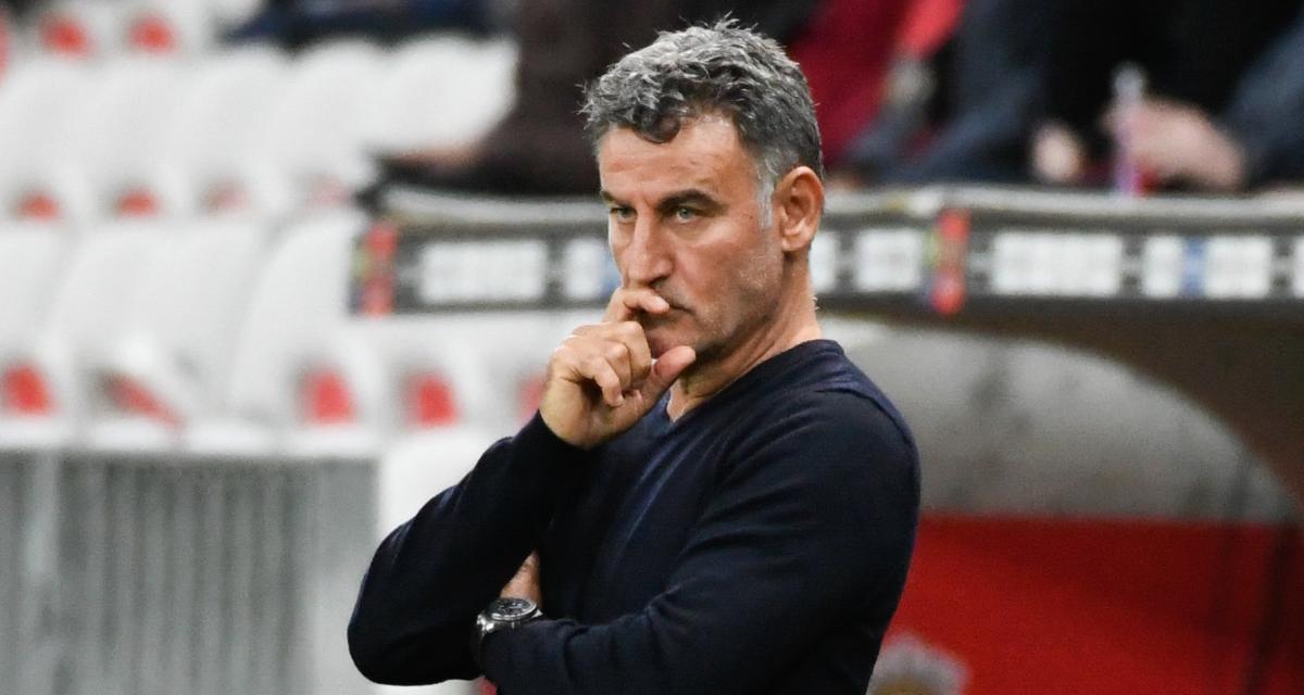 LOSC : Galtier évoque l'AS Monaco, Renato Sanches, l'ASSE…