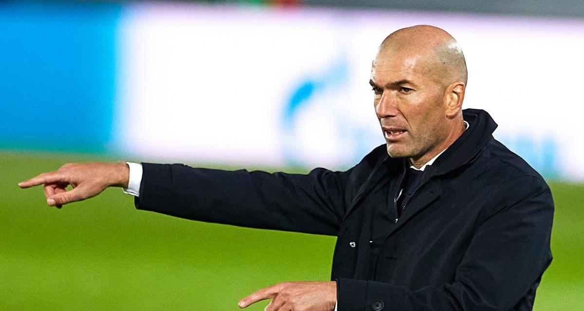 Real Madrid : le siège de Zidane sauvé grâce à un gag ?
