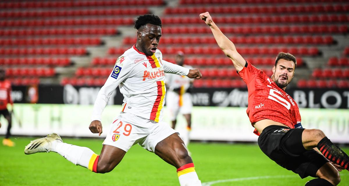 Stade Rennais – RC Lens (0-2) : les Tops et les Flops de la victoire lensoise qui plombe les Bretons