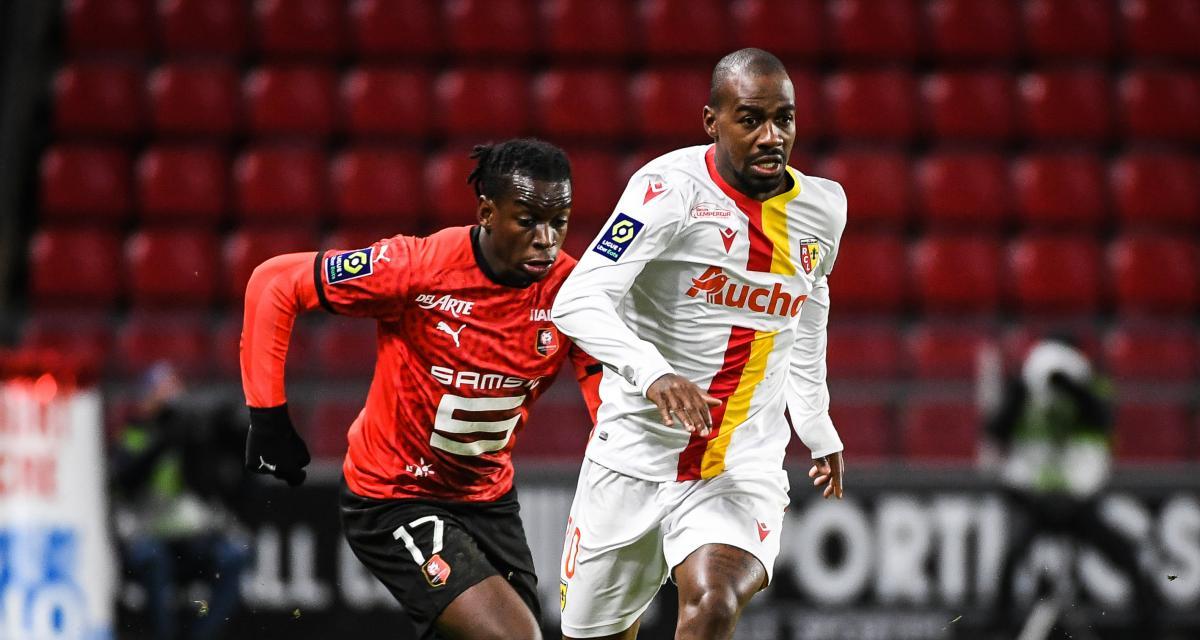 Résultat Ligue 1 : le RC Lens plonge un peu plus le Stade Rennais dans le doute (0-2)