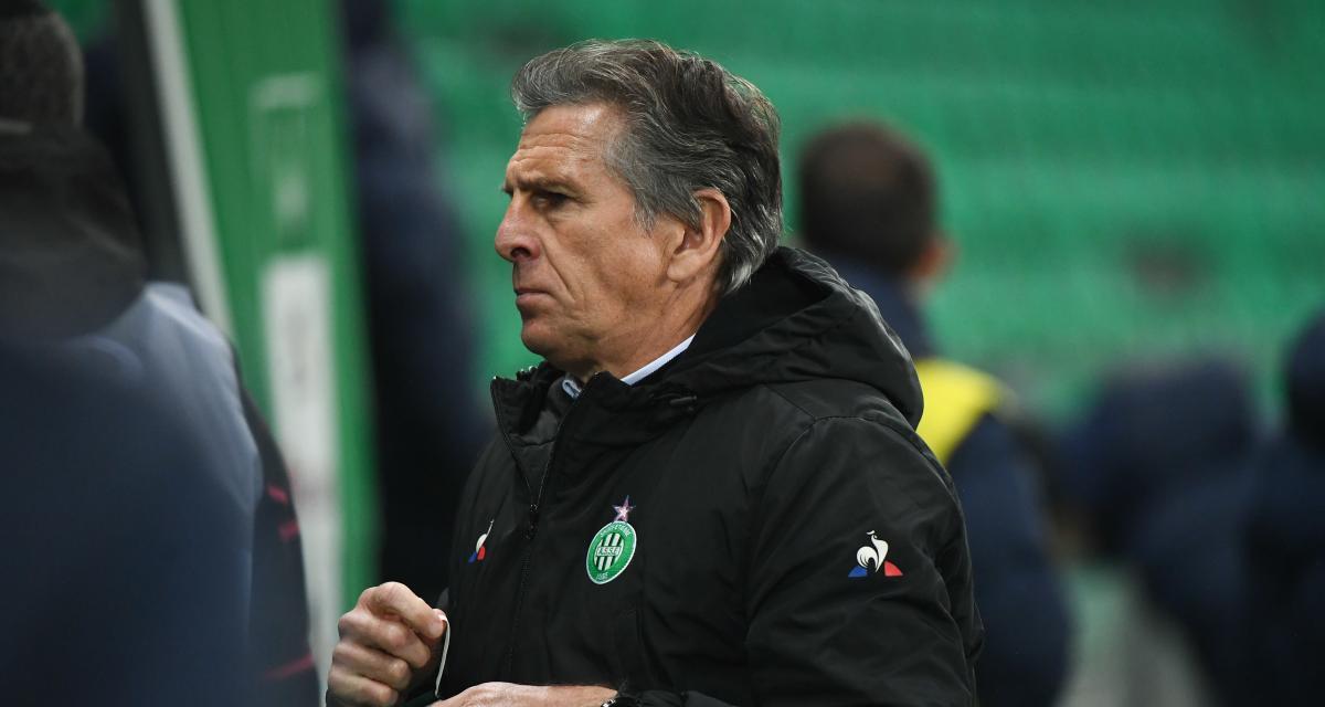ASSE – Mercato : Claude Puel a un autre rêve après Saliba pour janvier