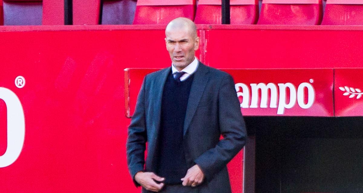 Real Madrid : Zidane savoure l'accalmie après des jours de galère