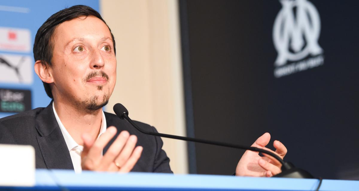 OM - Mercato : Longoria gère un dossier qui pourrait faire exploser Villas-Boas