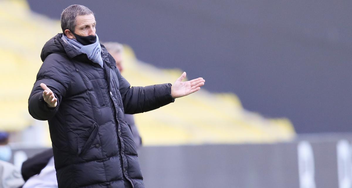 FC Nantes – RC Strasbourg (0-4): son avenir s'éclaircit, Laurey remercie ses dirigeants