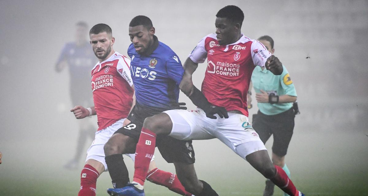 Résultat Ligue 1: le Stade de Reims et l'OGC Nice dos à dos (0-0)