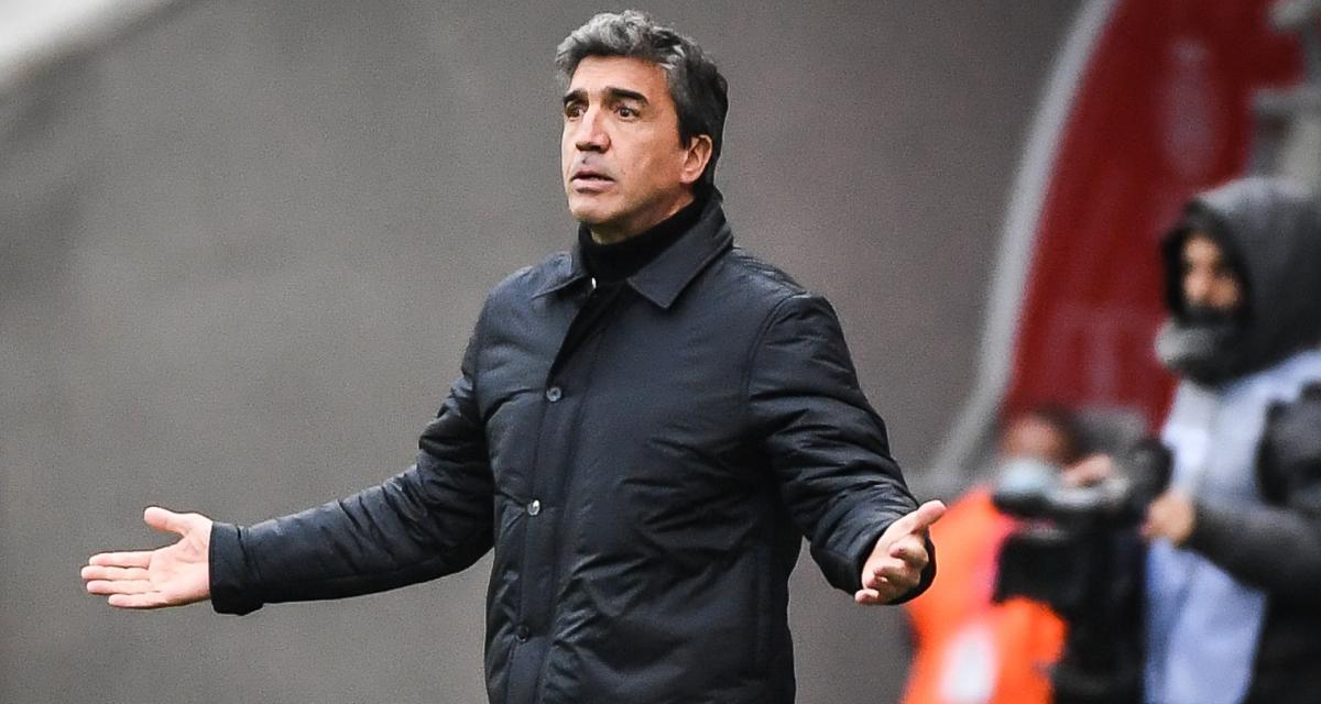 Stade de Reims - OGC Nice (0-0) : déçu, David Guion torpille ses joueurs !