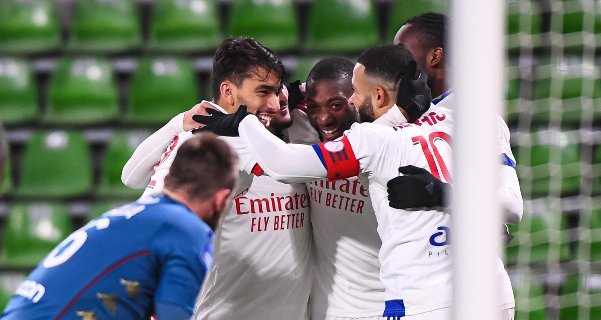 FC Metz – OL (1-3): Toko-Ekambi immense, Depay et Paqueta fabuleux... Les notes des Gones