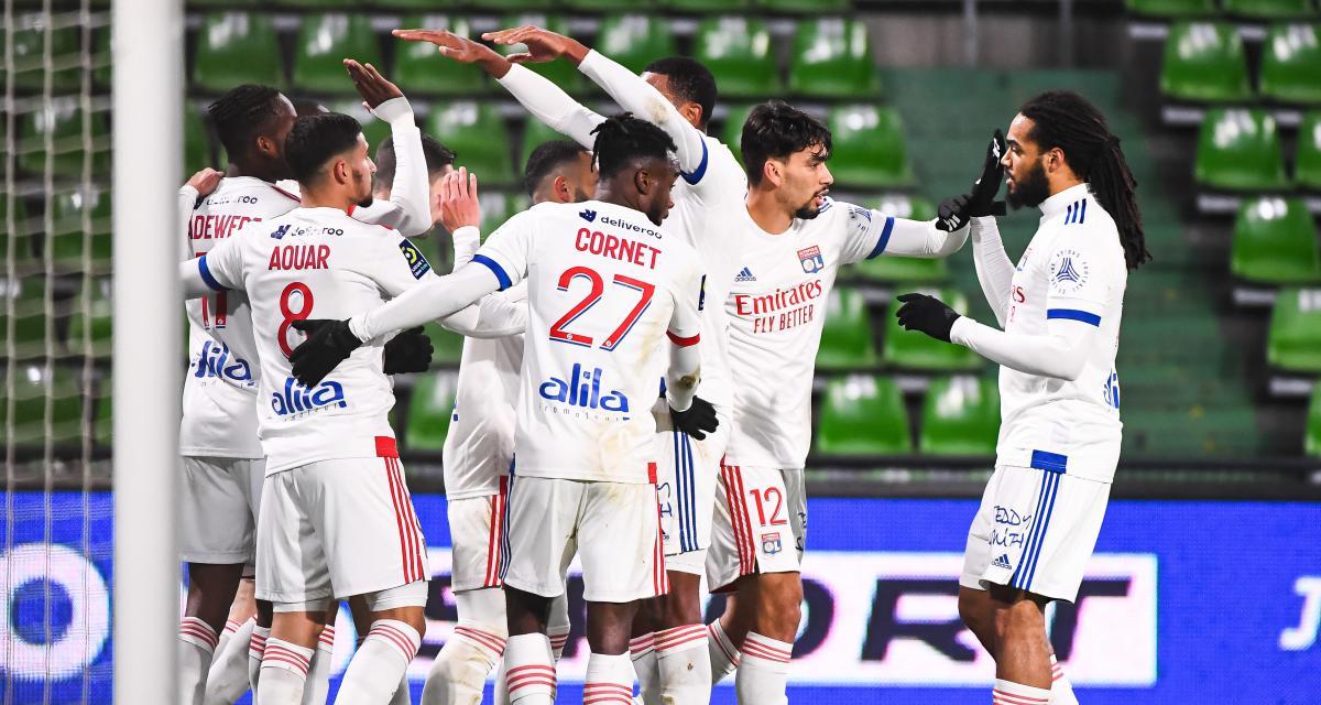 OL : malgré la victoire à Metz, deux Gones sont montrés du doigt avant le PSG