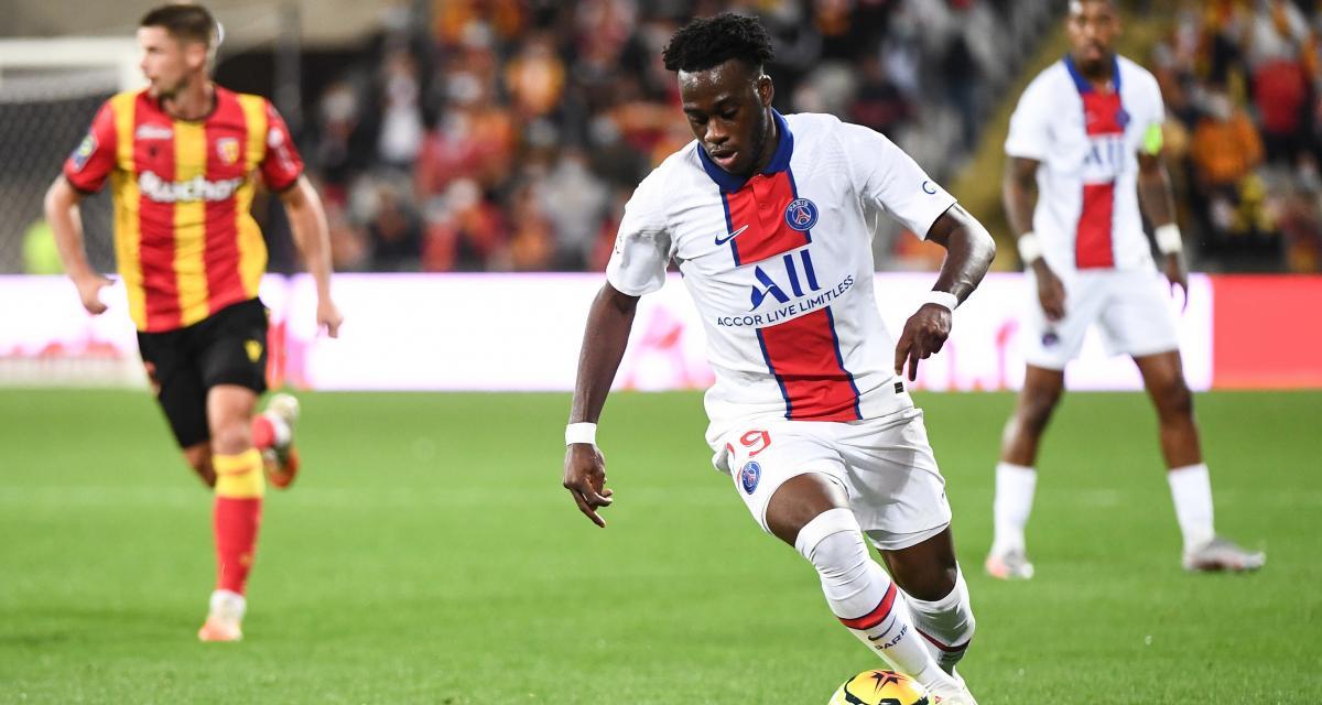 RC Lens - Mercato : Kalimuendo est loin d'avoir fait une croix sur le PSG