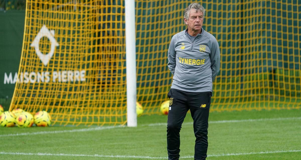 FC Nantes : Gourcuff viré, Collot assure l'interim !