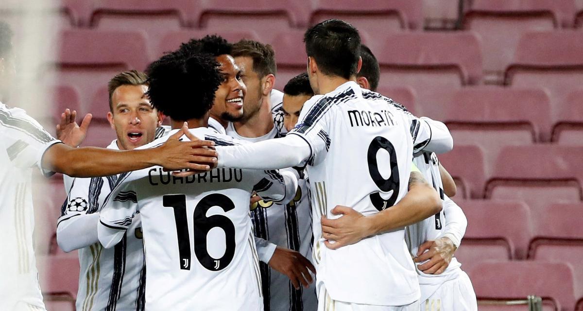 FC Barcelone - Juventus Turin (0-3) : la douce revanche de Cristiano Ronaldo