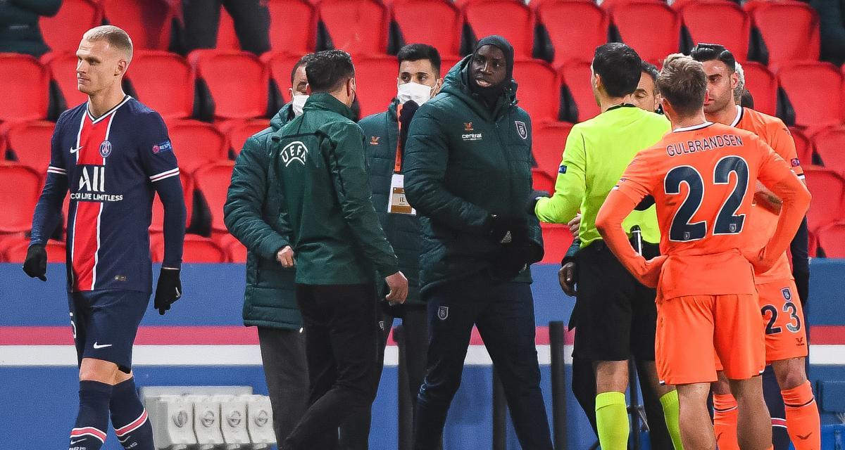 PSG - Basaksehir : les images du scandale, Erdogan s'en mêle, Kimpembe, Mbappé et Neymar aussi