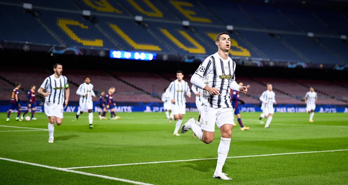 FC Barcelone - Juventus Turin (0-3) : quand Ronaldo fait l'éloge de Messi et du Barça