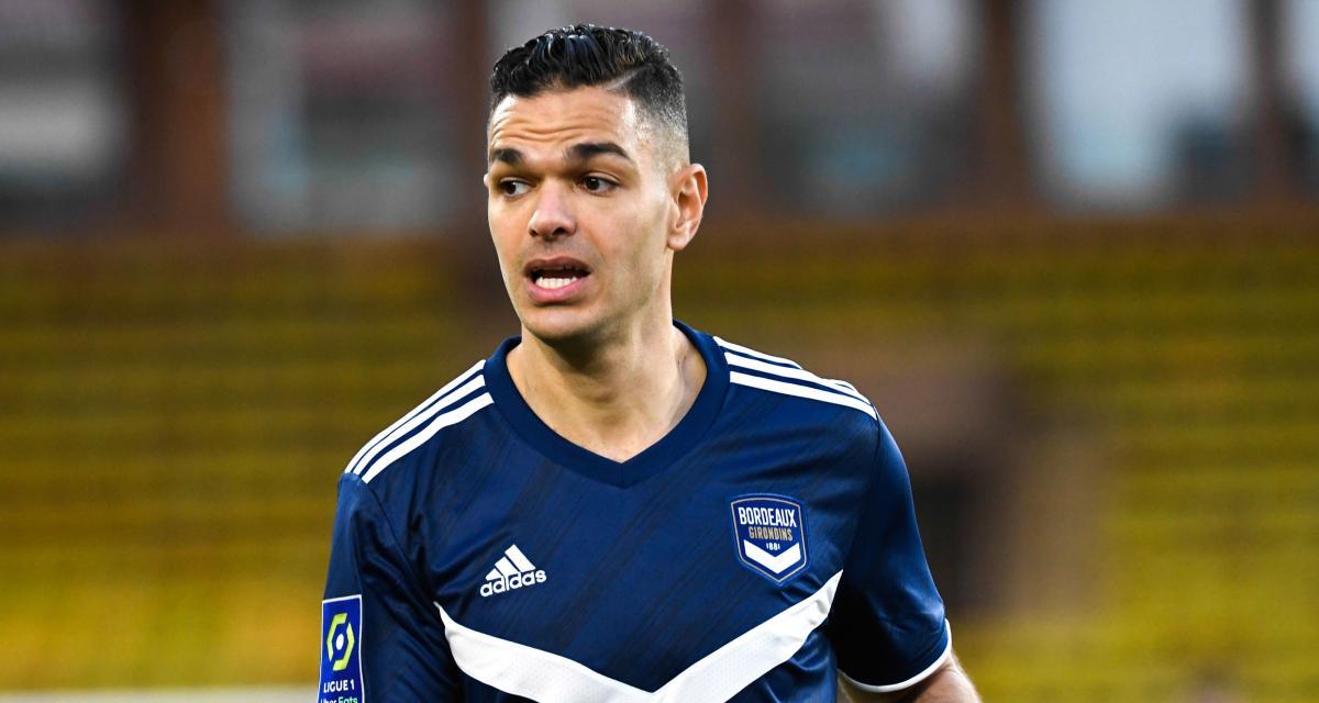 Girondins : le rêve secret d'Hatem Ben Arfa