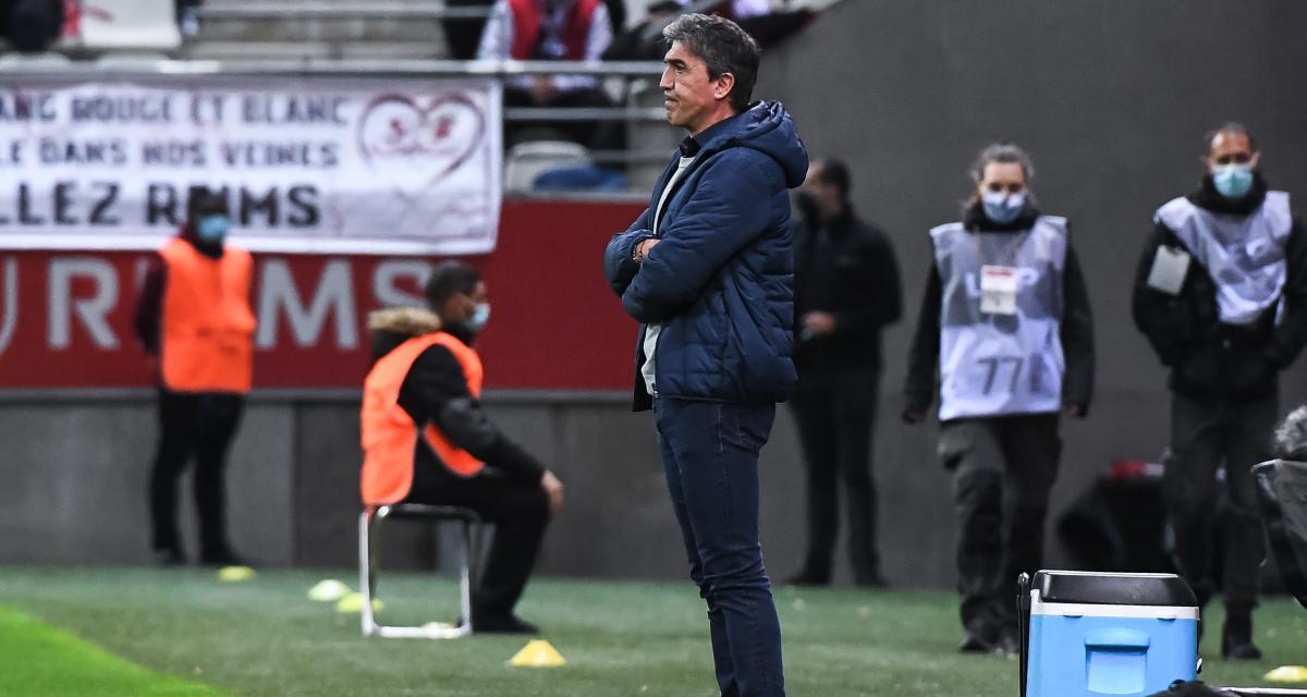 Stade de Reims : Guion sur la sellette, la quête de son remplaçant aurait débuté !