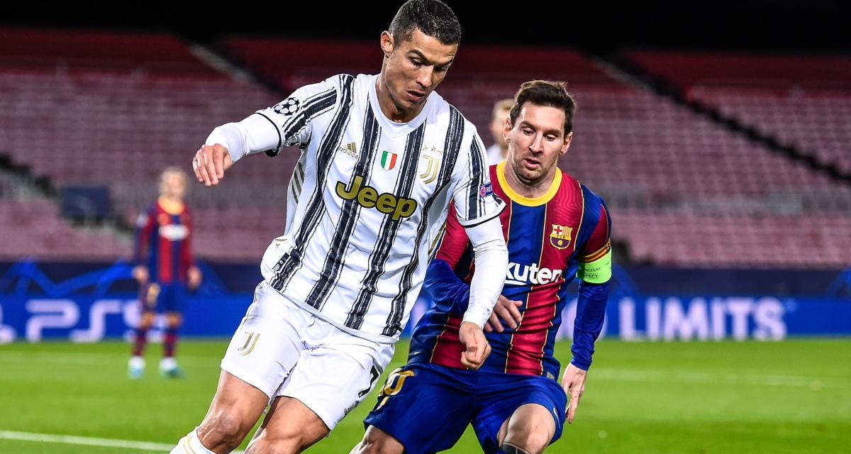 FC Barcelone - Juventus (0-3) : quand Cristiano Ronaldo marche sur Messi