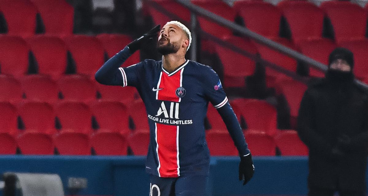 Résultat Champions League : PSG 3-0 Basaksehir (mi-temps)