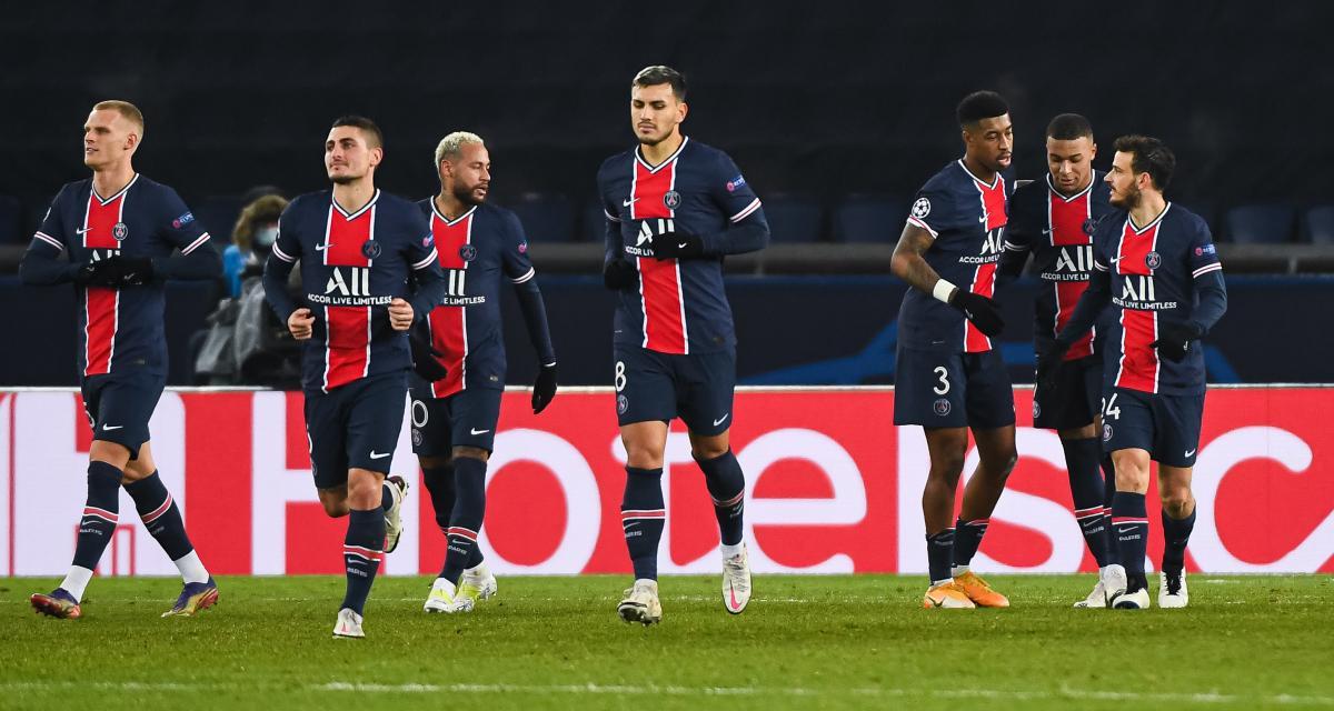 Résultat Champions League : PSG 5-1 Basaksehir (terminé)