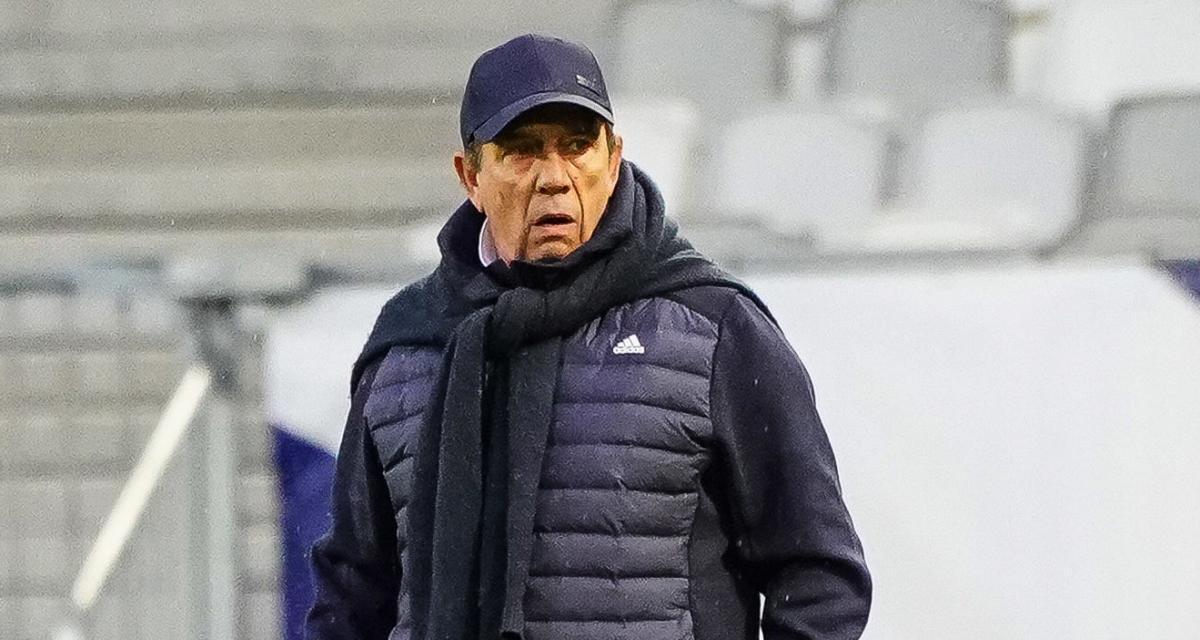 Girondins - Mercato : un titulaire de Gasset sur le départ