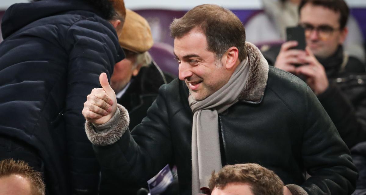 FC Nantes: Mogi Bayat va encore tirer les ficelles «un bon moment»