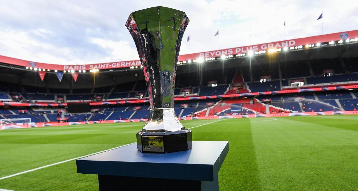 ASSE, PSG, OM, FC Nantes, OL : les dates du mercato hivernal fixées, le Trophée des champions aussi