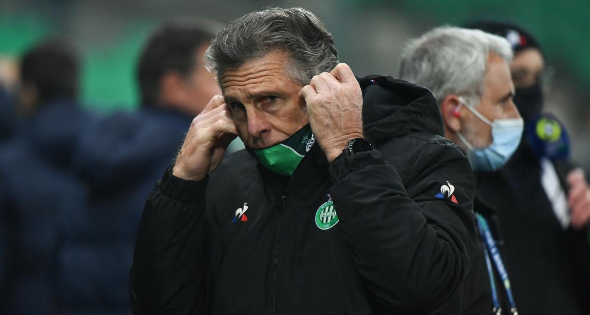 Ligue 1: ASSE – SCO Angers, les compos probables