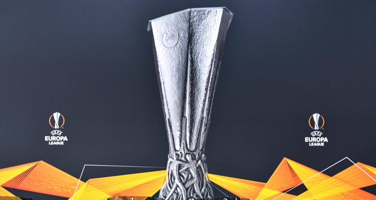 Ligue Europa: les 32 qualifiés pour les 16e de finale, les chapeaux