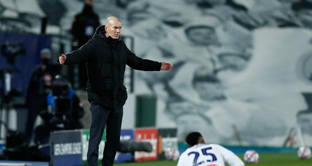 Real Madrid: Zinédine Zidane pose clairement les choses sur son avenir