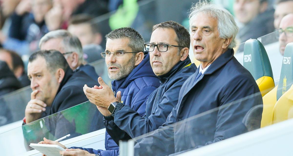 FC Nantes: un ex coach des Canaris valide le choix Patrick Collot