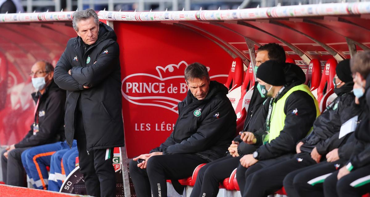 ASSE – SCO Angers: Claude Puel laisse un cadre offensif de côté