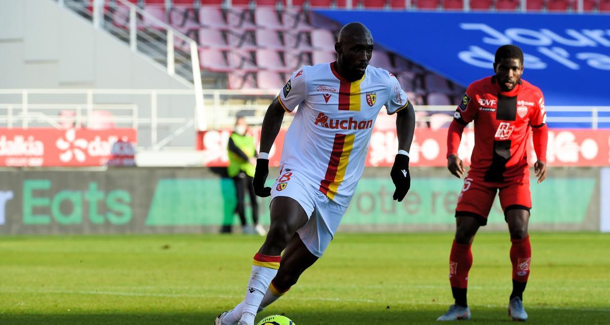 RC Lens: Seko Fofana s'explique sur ses débuts compliqués avec les Sang et Or