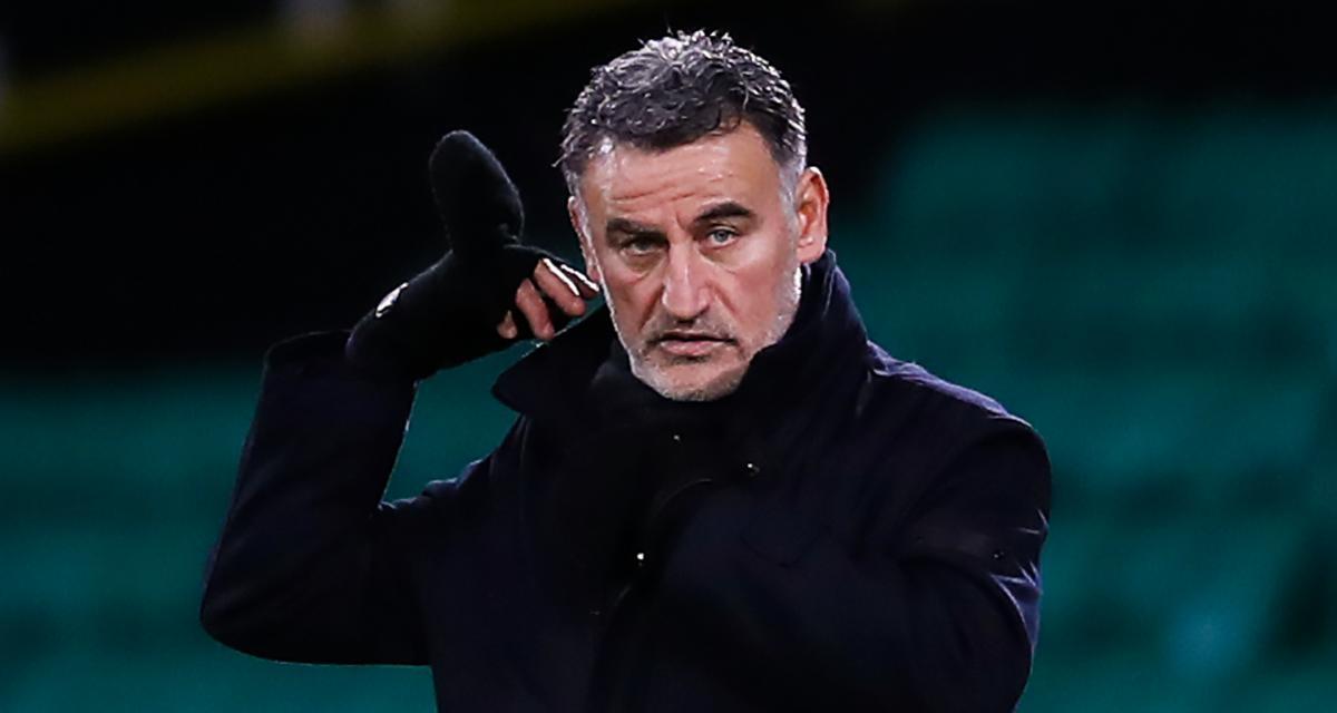 Celtic Glasgow – LOSC (3-2): Christophe Galtierassume son couac écossais