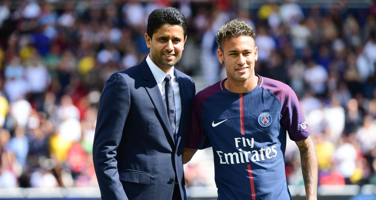 PSG – Mercato: Neymar bradé? La réponse ferme de Nasser Al-Khelaïfi
