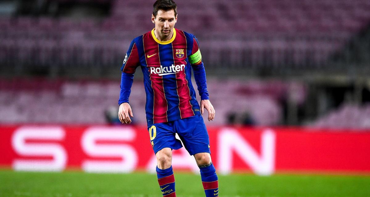 FC Barcelone - Mercato : l'avenir de Lionel Messi serait déjà écrit
