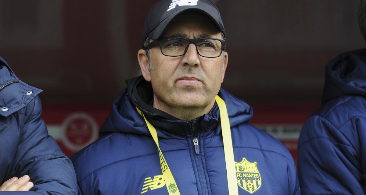 FC Nantes: sa nomination, les supporters, Dijon... Patrick Collot annonce une révolution!