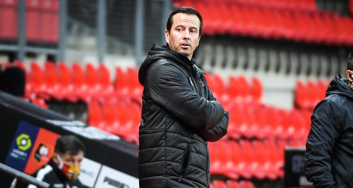 Stade Rennais: Julien Stéphan tente un électrochoc avant Nice