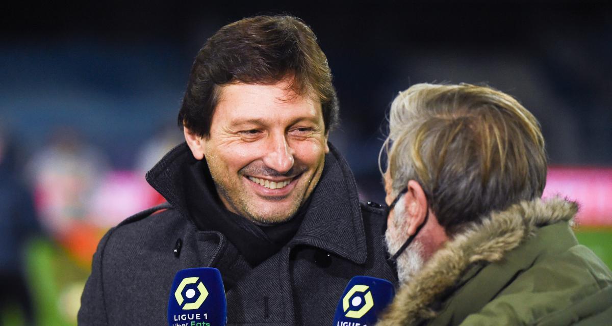 PSG, FC Barcelone – Mercato : un dossier provisoire relancé par Leonardo en attendant Messi ?