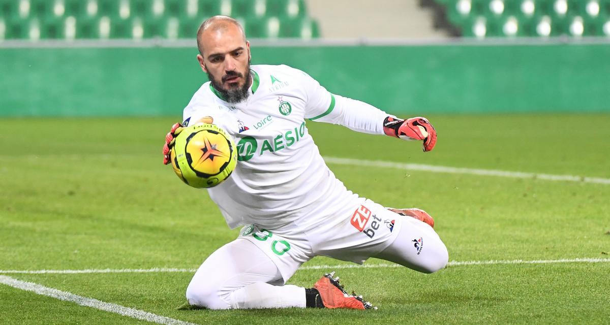 Résultat Ligue 1 : l'ASSE doit batailler, Moulin décisif (0-0, mi-temps)