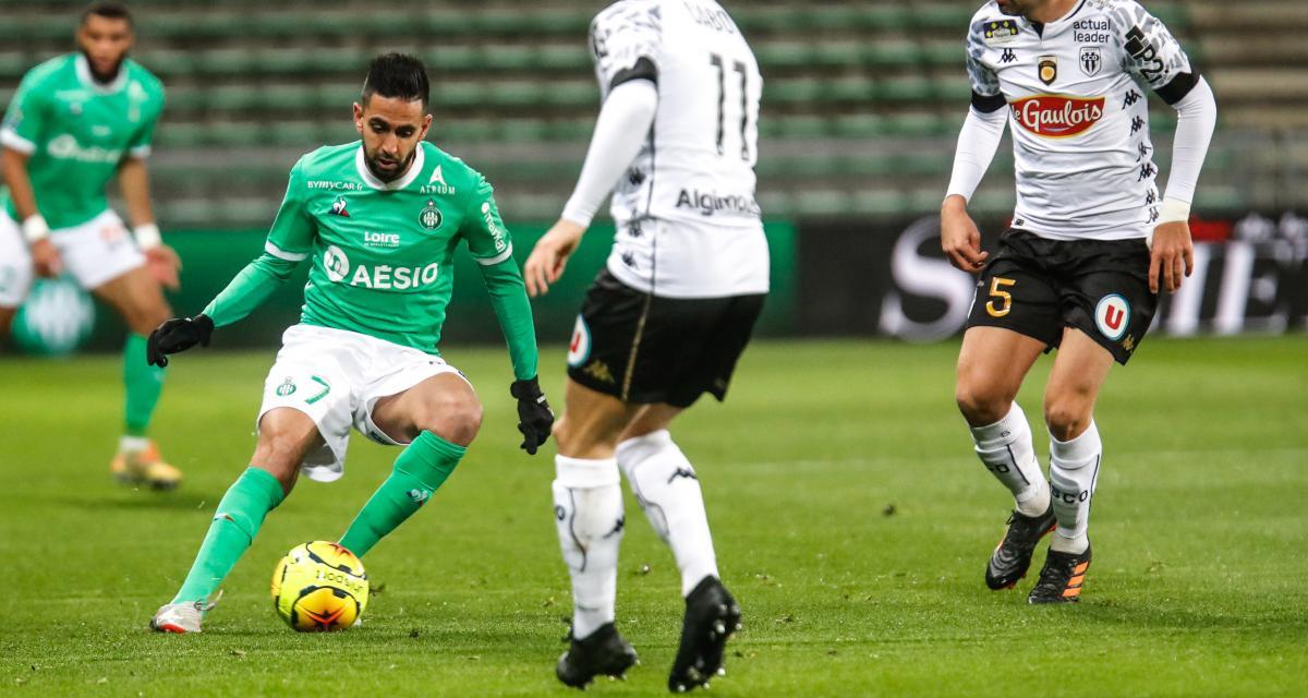 ASSE – SCO Angers (0-0) : les Tops et les Flops du nouveau nul des Verts