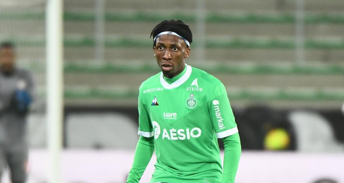 ASSE – SCO Angers (0-0) : Neyou confie sa frustration et pointe ce qui a manqué aux Verts