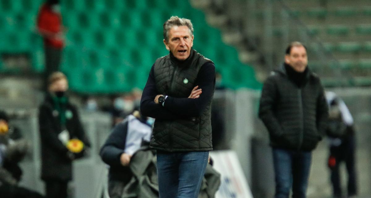 ASSE – SCO Angers (0-0) : Puel loue l'apport de Boudebouz et envoie un signal rassurant à Aouchiche