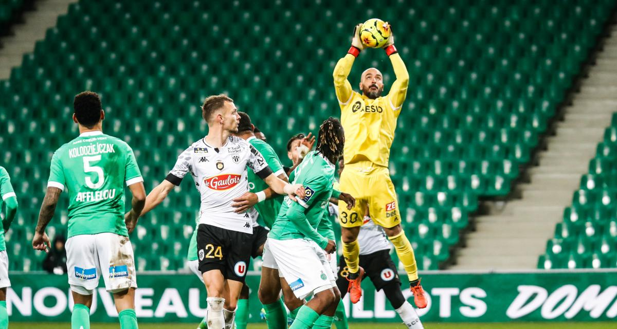 ASSE - SCO Angers (0-0) : la peur des Verts se ressent même chez leurs adversaires
