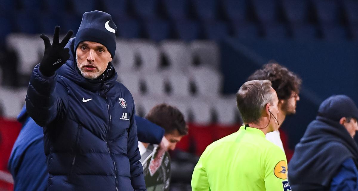 Ligue 1: PSG – Lorient, les compos probables et les absents