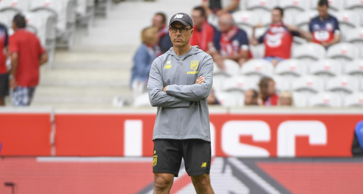 FC Nantes : Collot a déjà rassuré le vestiaire pour digérer l'après-Gourcuff