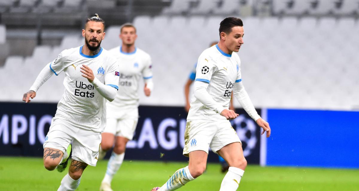 Résultat Ligue 1 : le duo Thauvin - Benedetto a donné le tournis à Monaco (2-0, mi-temps)