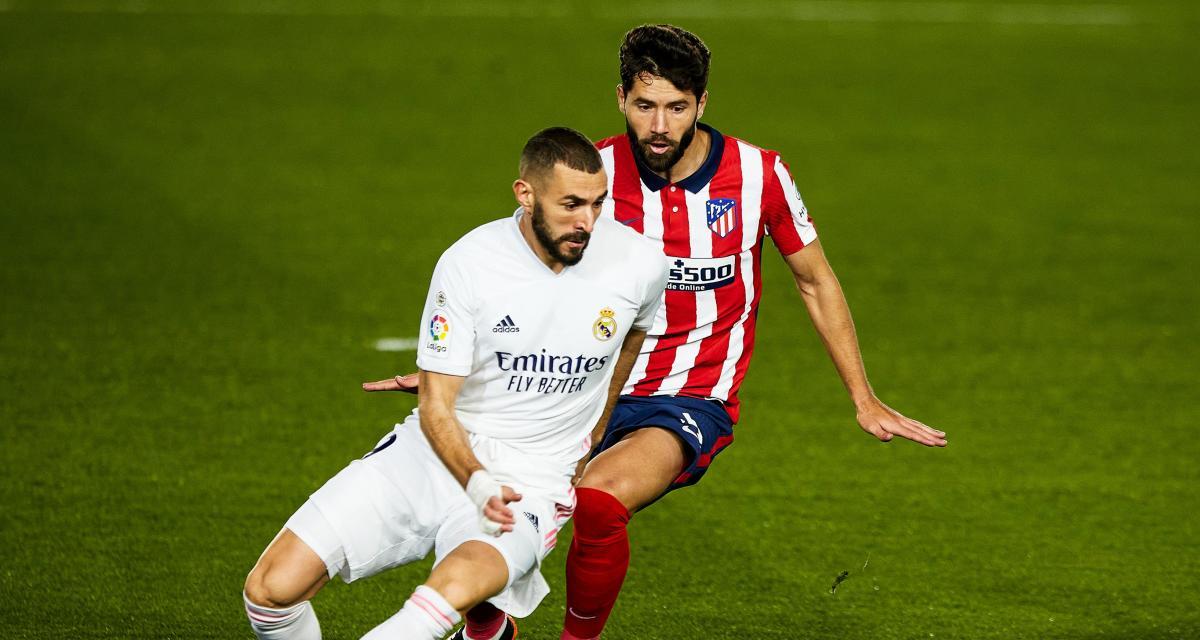 Résultat Liga : le Real Madrid remporte un succès capital dans le derby (2-0)