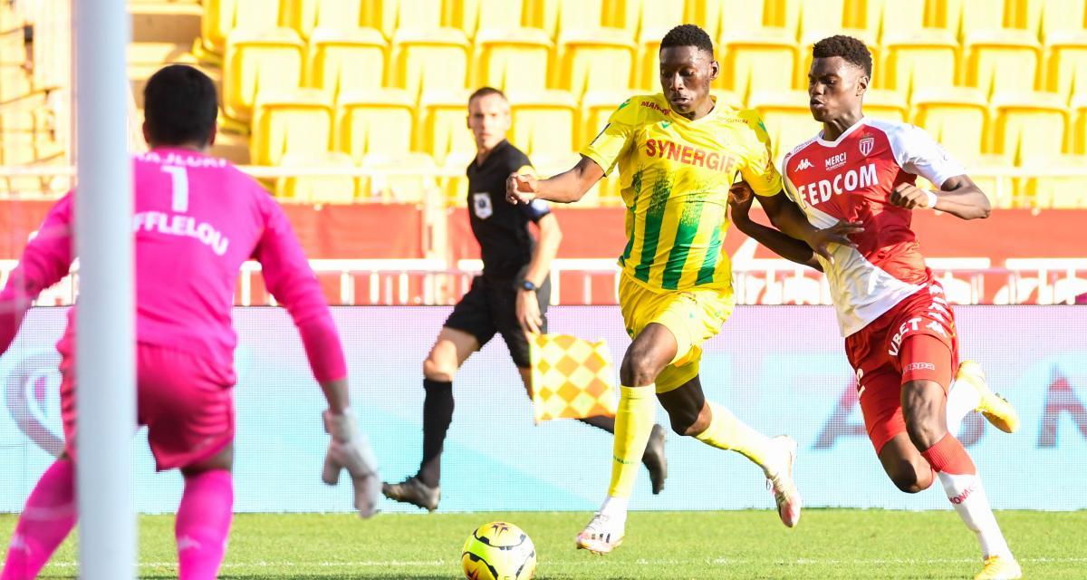 FC Nantes : Kolo Muani ferait déjà les frais de la nomination de Collot !