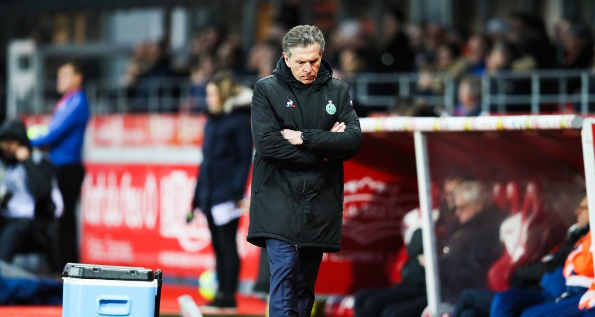 Ligue 1: ASSE – Nîmes, les compos probables et les absents