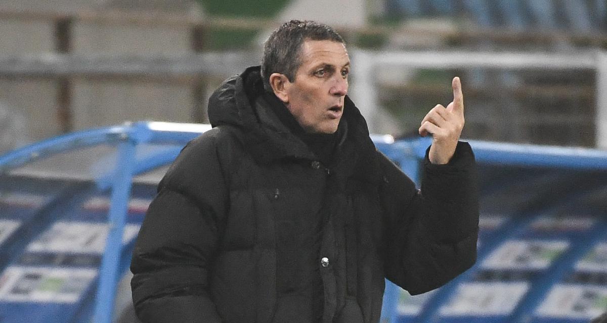RC Strasbourg - FC Metz (2-2) : Laurey pointe une grosse défaillance, Antonetti félicite ses joueurs