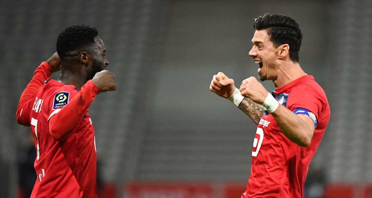 Résultat Ligue 1 : le LOSC dompte les Girondins (2-1, terminé)